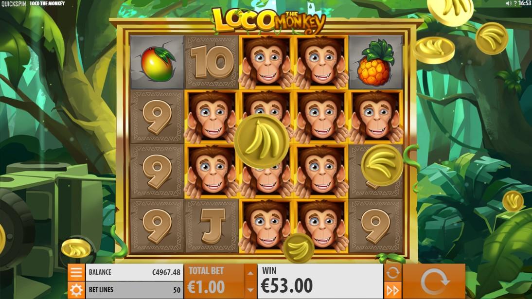 free slot Loco the Monkey