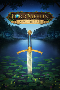 Играть Lord Merlin and the Lady of the Lake онлайн