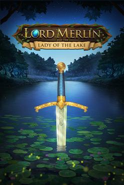 Играть Lord Merlin and the Lady of the Lake онлайн