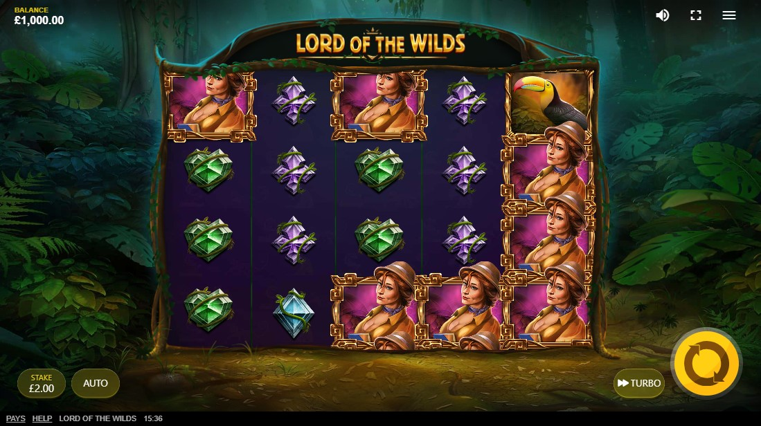free slot Lord of the Wilds