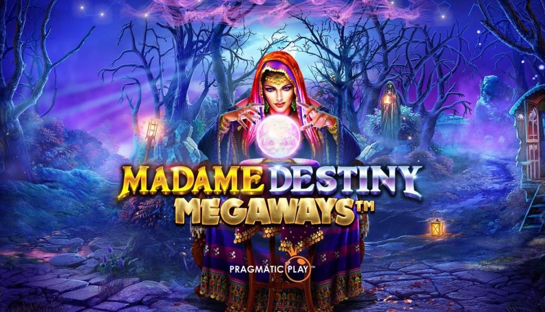 Играть Madame Destiny Megaways бесплатно