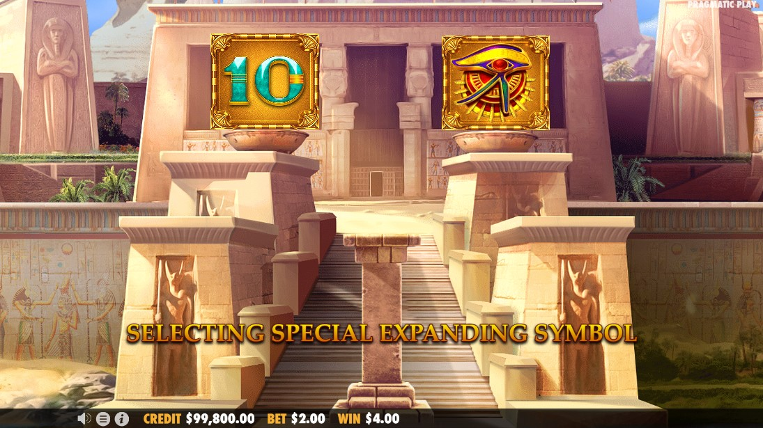 Mysterious Egypt онлайн слот