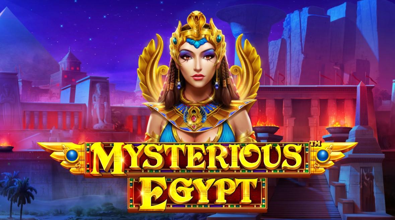 Играть Mysterious Egypt бесплатно