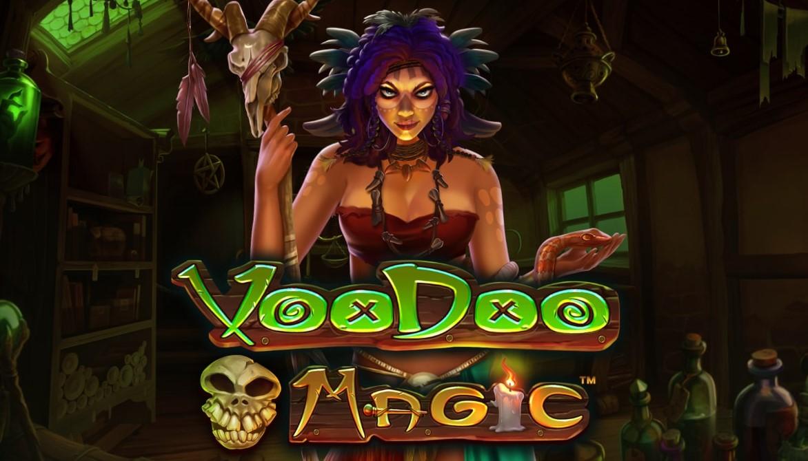 Играть Voodoo Magic бесплатно
