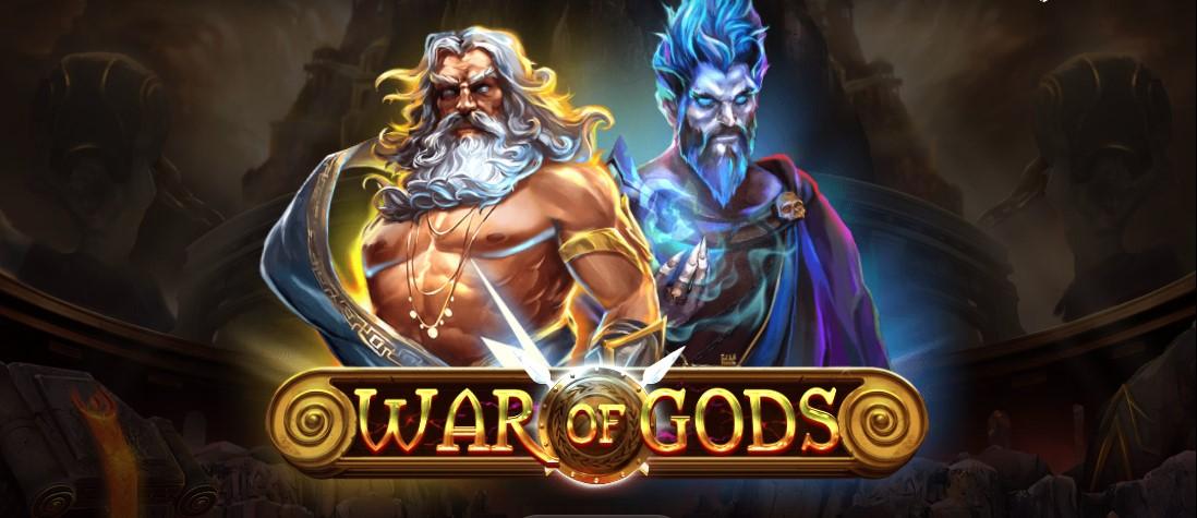 Играть War of Gods бесплатно