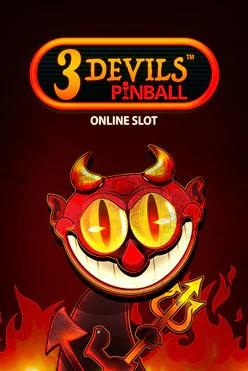 Играть 3 Devils Pinball онлайн