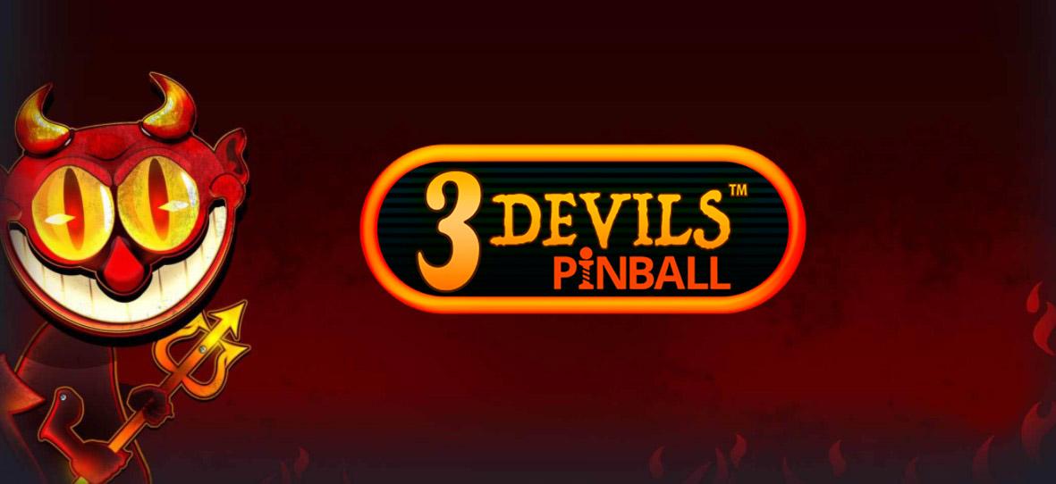 Играть 3 Devils Pinball бесплатно