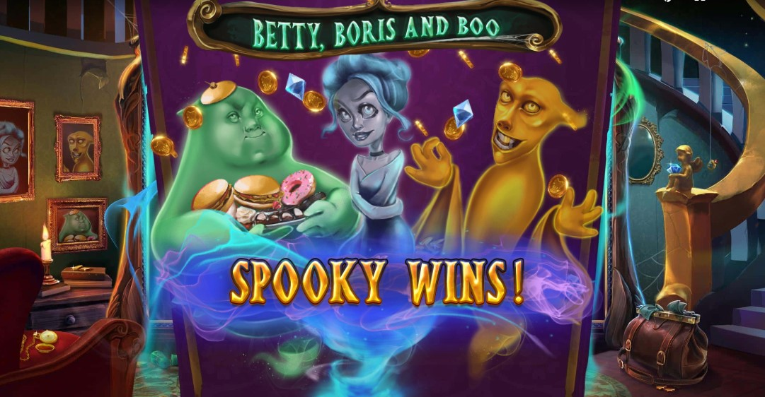 Играть Boris, Betty And Boo бесплатно