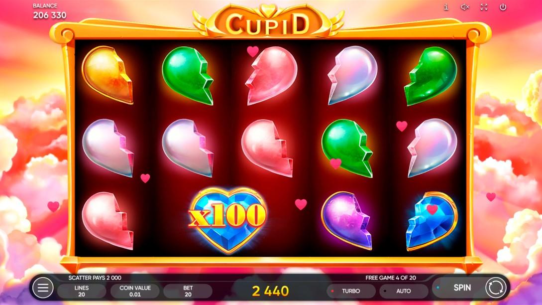 free slot Cupid