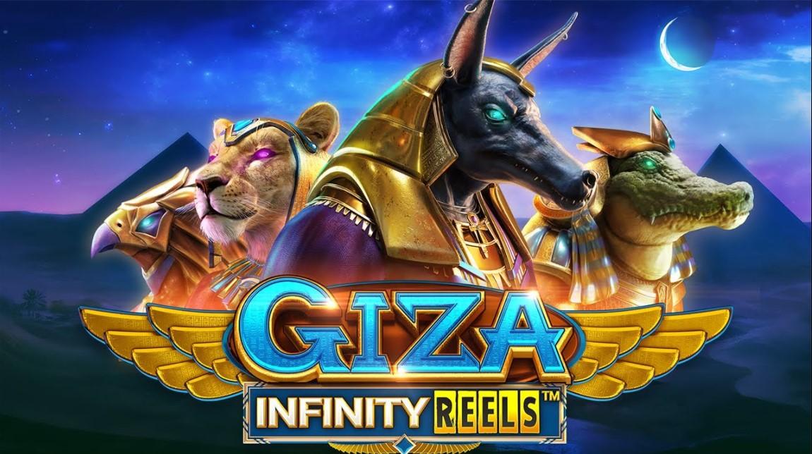 Играть Giza Infinity Reels бесплатно