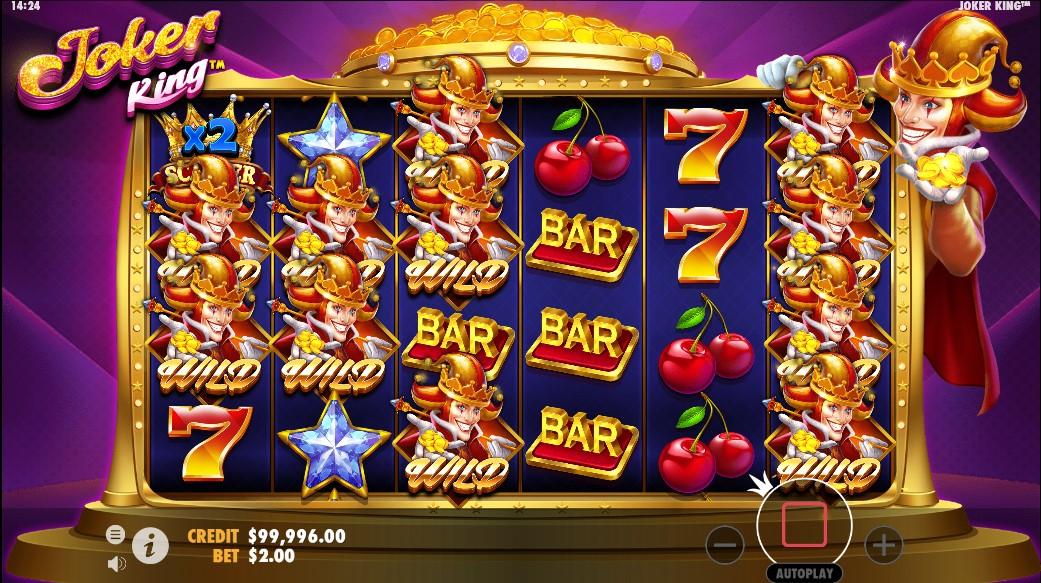 Joker King free slot