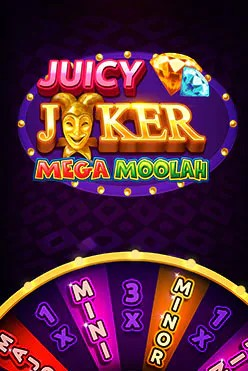 Играть Juicy Joker Mega Moolah онлайн