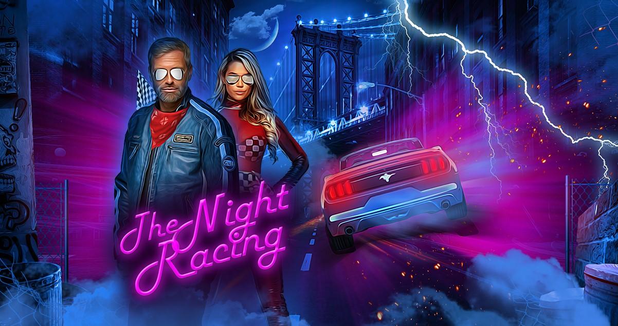 Играть The Night Racing бесплатно
