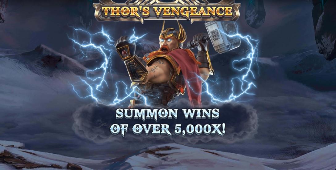 Играть Thors Vengeance бесплатно