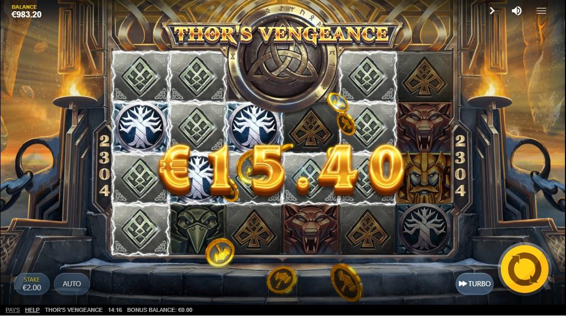 Thors Vengeance игровой автомат