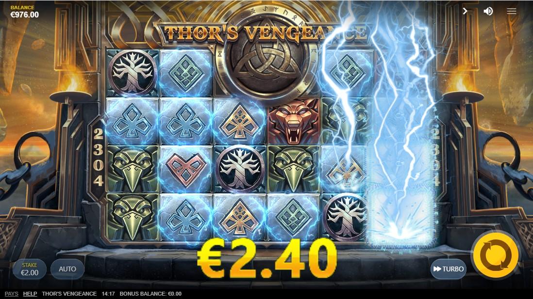 Thors Vengeance онлайн слот