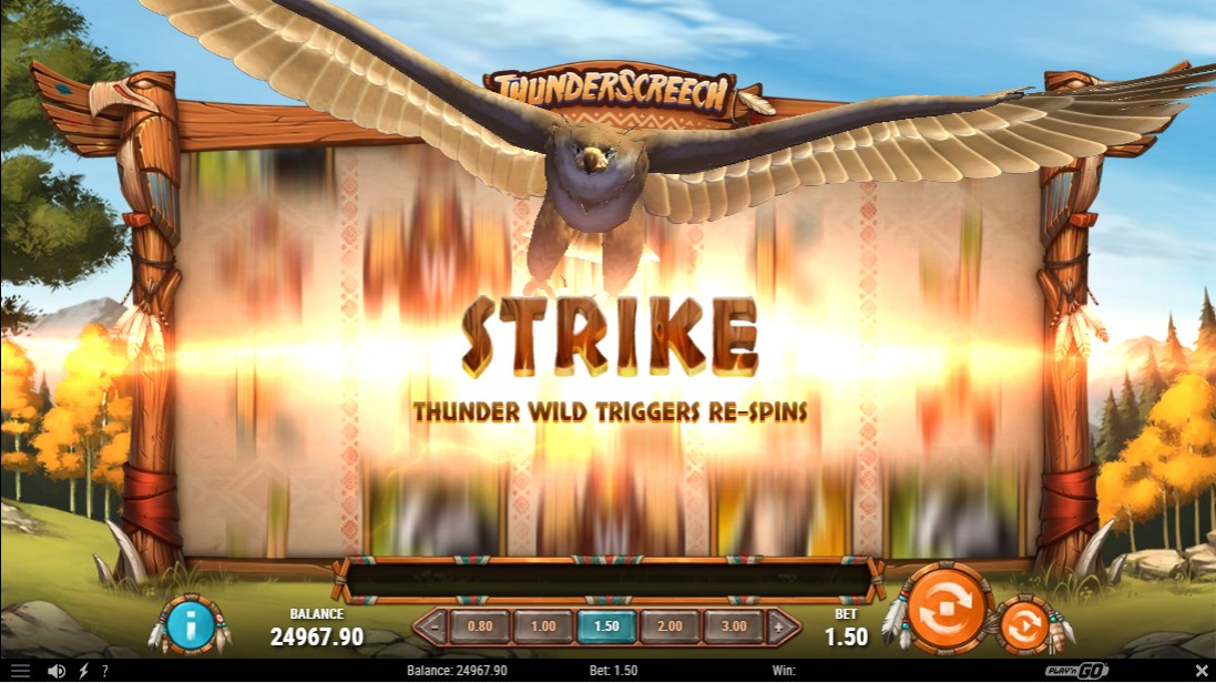 free slot Thunder Screech