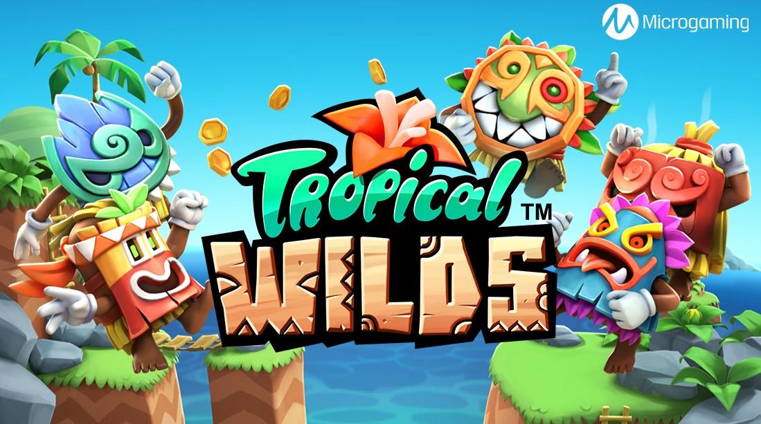 Играть Tropical Wilds бесплатно