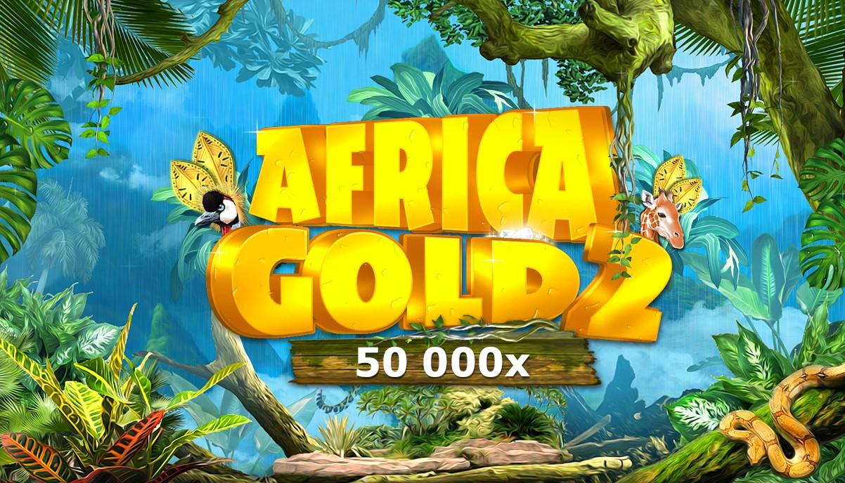 Играть Africa Gold 2 бесплатно