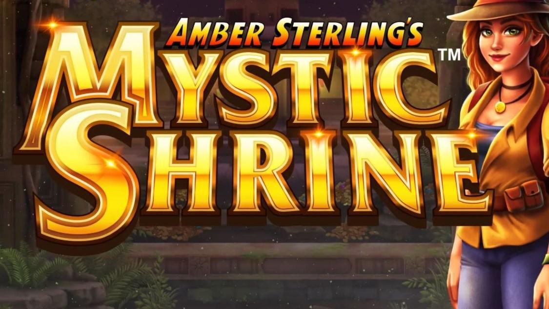 Играть Amber Sterlings Mystic Shrine бесплатно