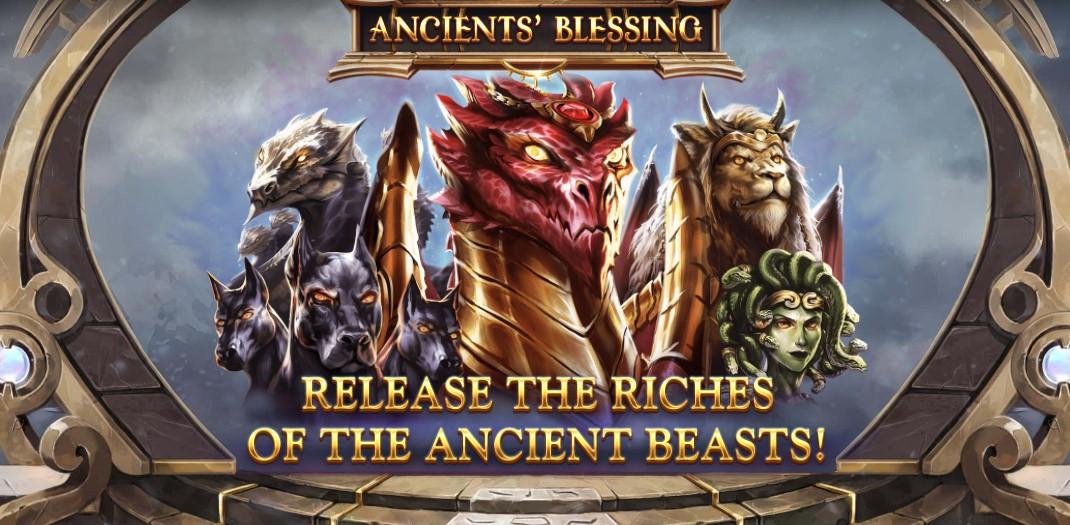 Играть Ancients Blessing бесплатно