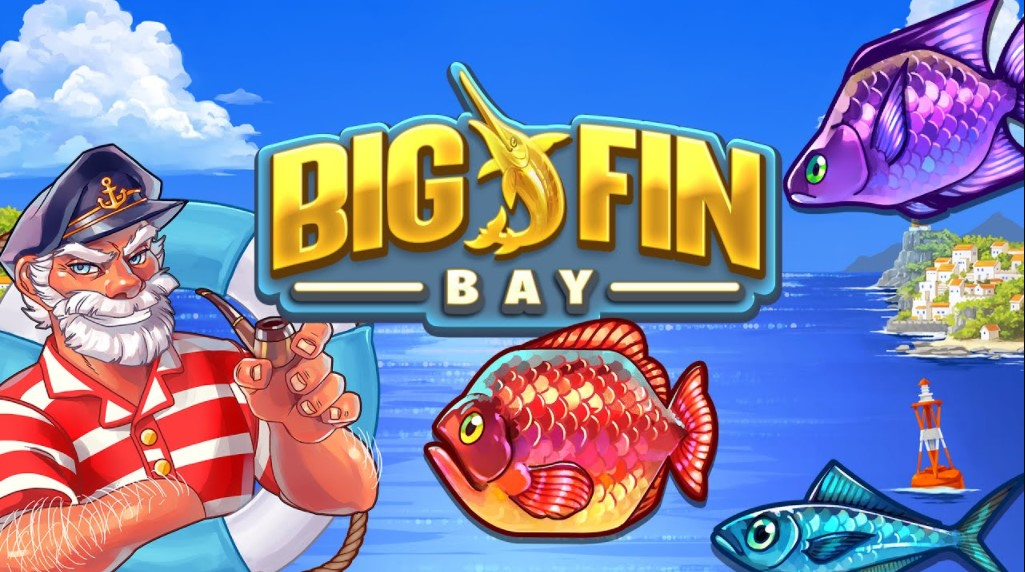 играть Big Fin Bay бесплатно