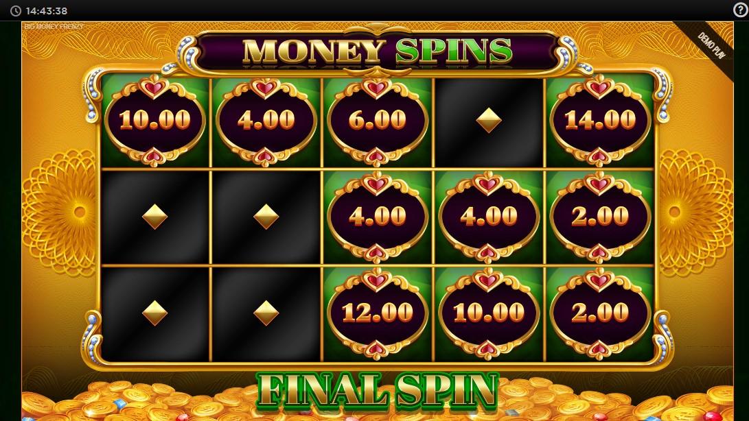 онлайн слот Big Money Frenzy