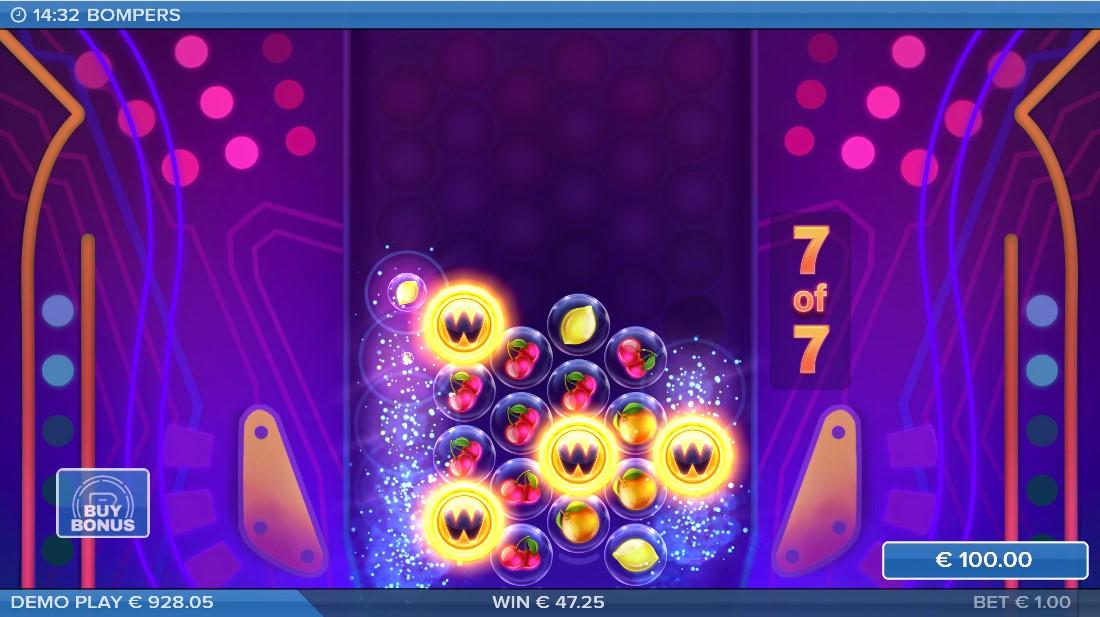 Bompers игровой автомат