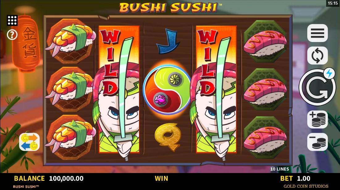 free slot Bushi Sushi