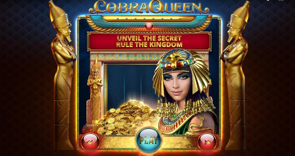 Играть Cobra Queen бесплатно