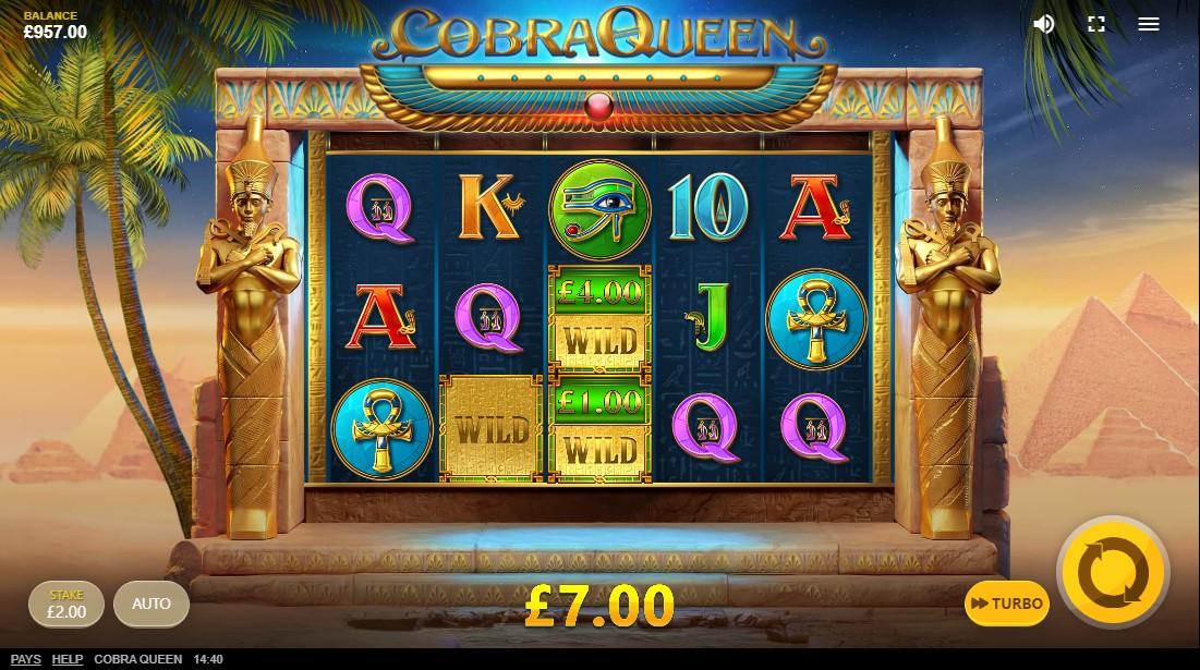 free slot Cobra Queen