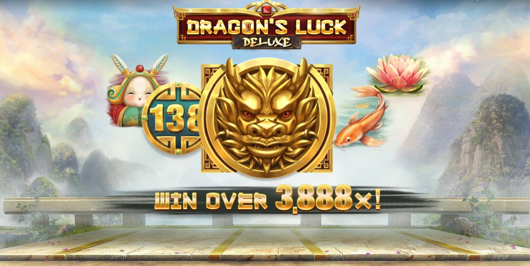 Играть Dragon's Luck Deluxe бесплатно