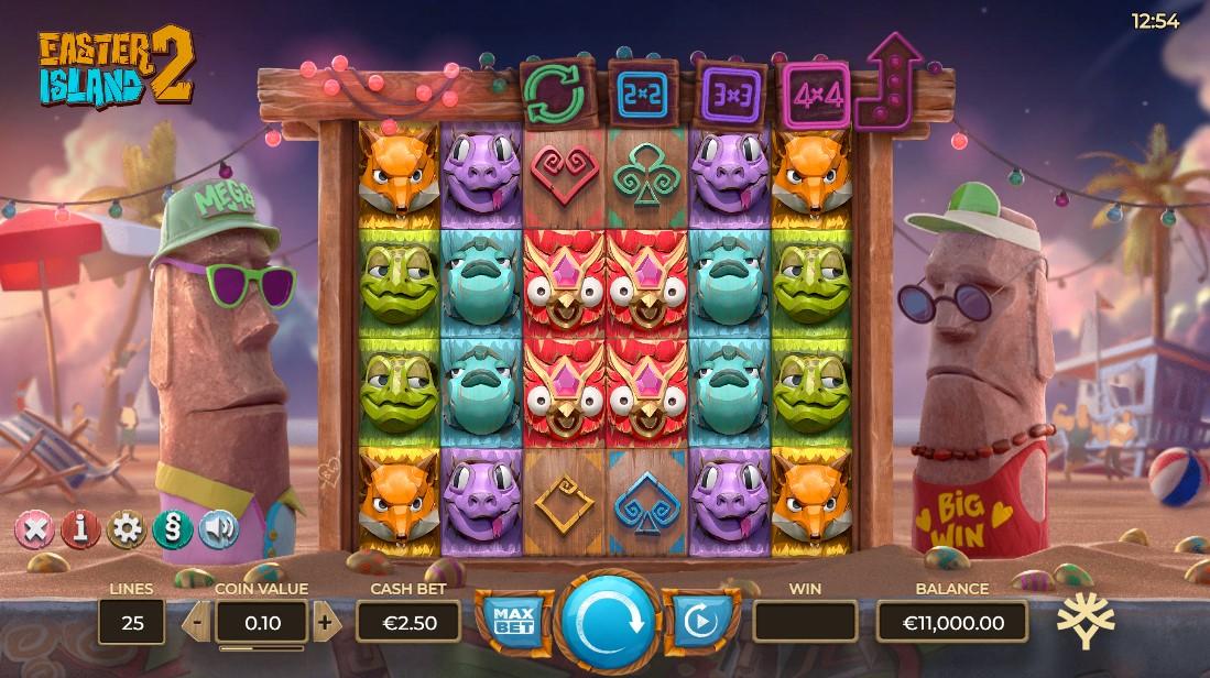 бесплатный слот Easter Island 2