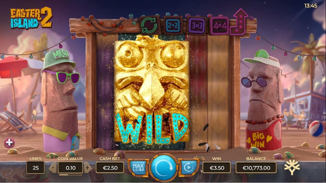 free slot Easter Island 2