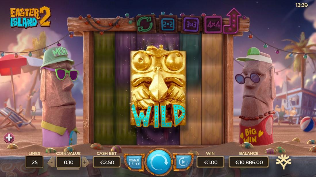 Easter Island 2 игровой автомат
