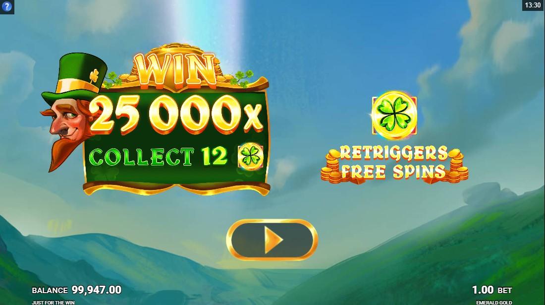 free slot Emerald Gold