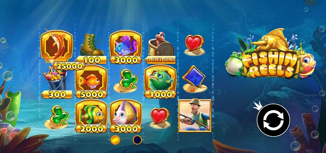 Играть Fishin' Reels бесплатно