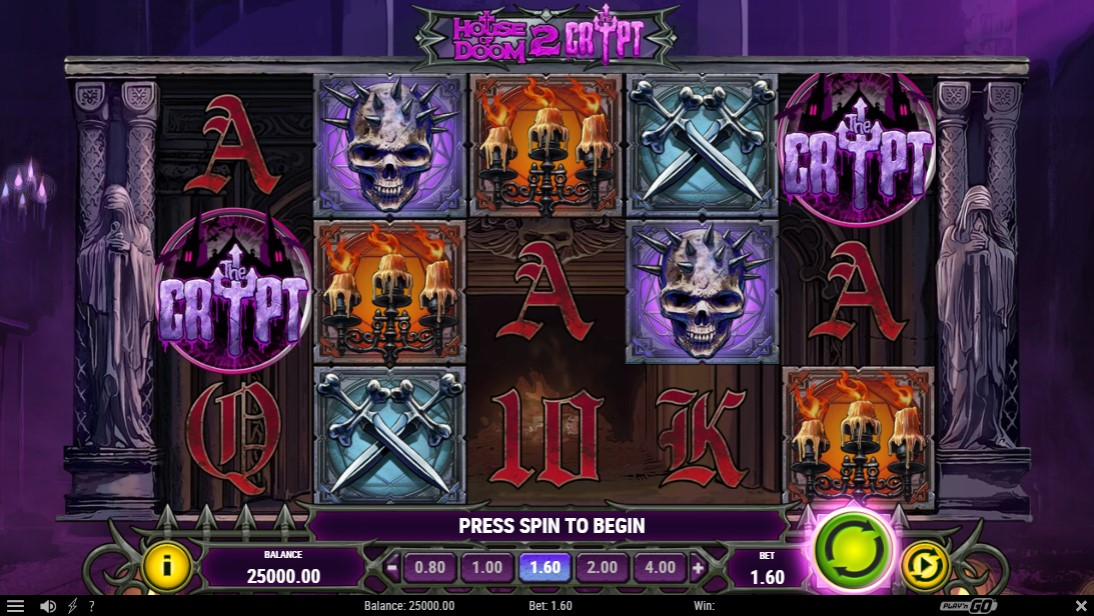 игровой автомат House of Doom 2 The Crypt