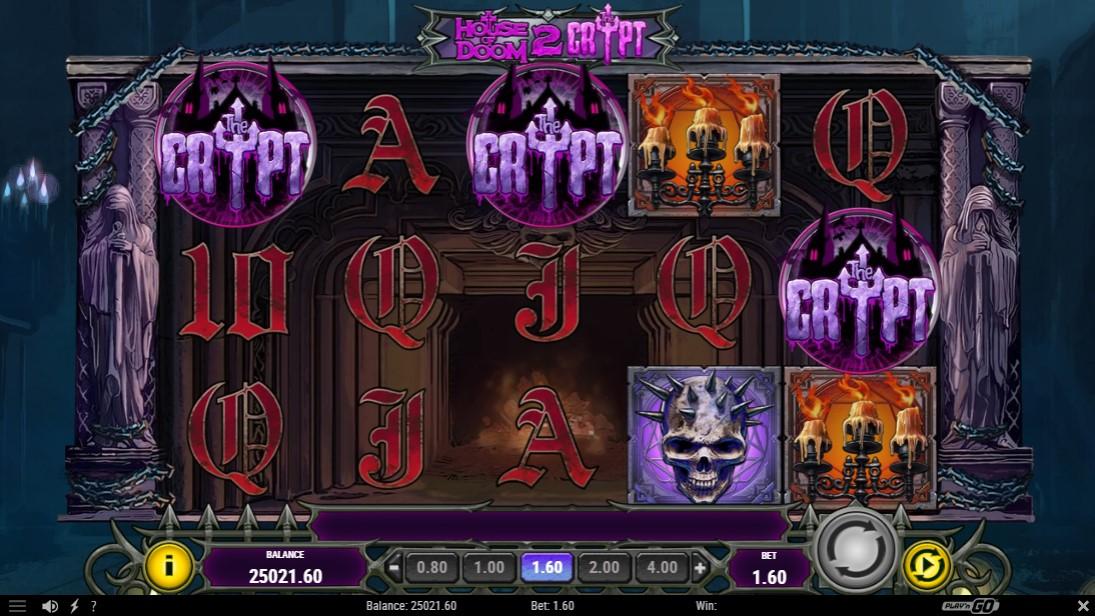 free slot House of Doom 2 The Crypt