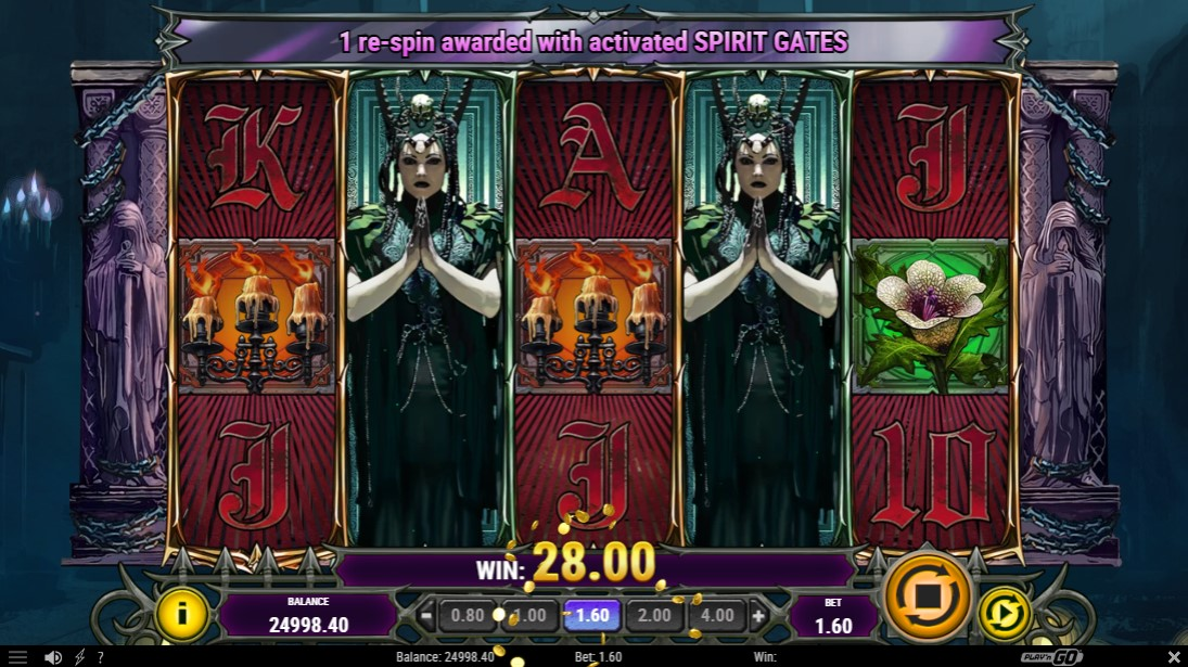 House of Doom 2 The Crypt free slot