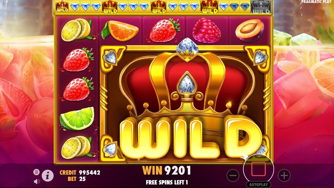 Juicy Fruits игровой автомат