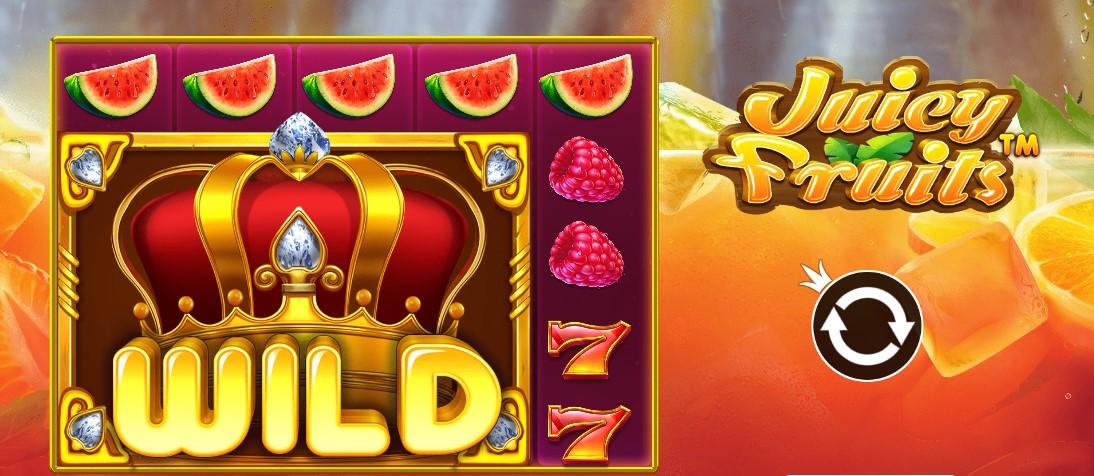 Играть Juicy Fruits бесплатно