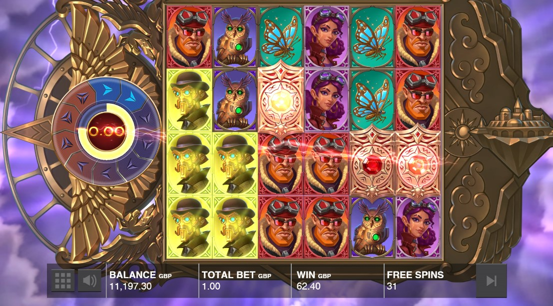 Land of Zenith игровой автомат
