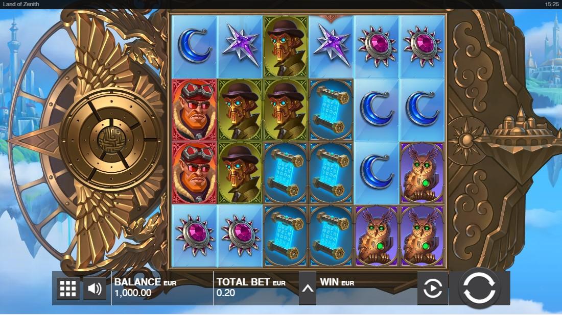 free slot Land of Zenith