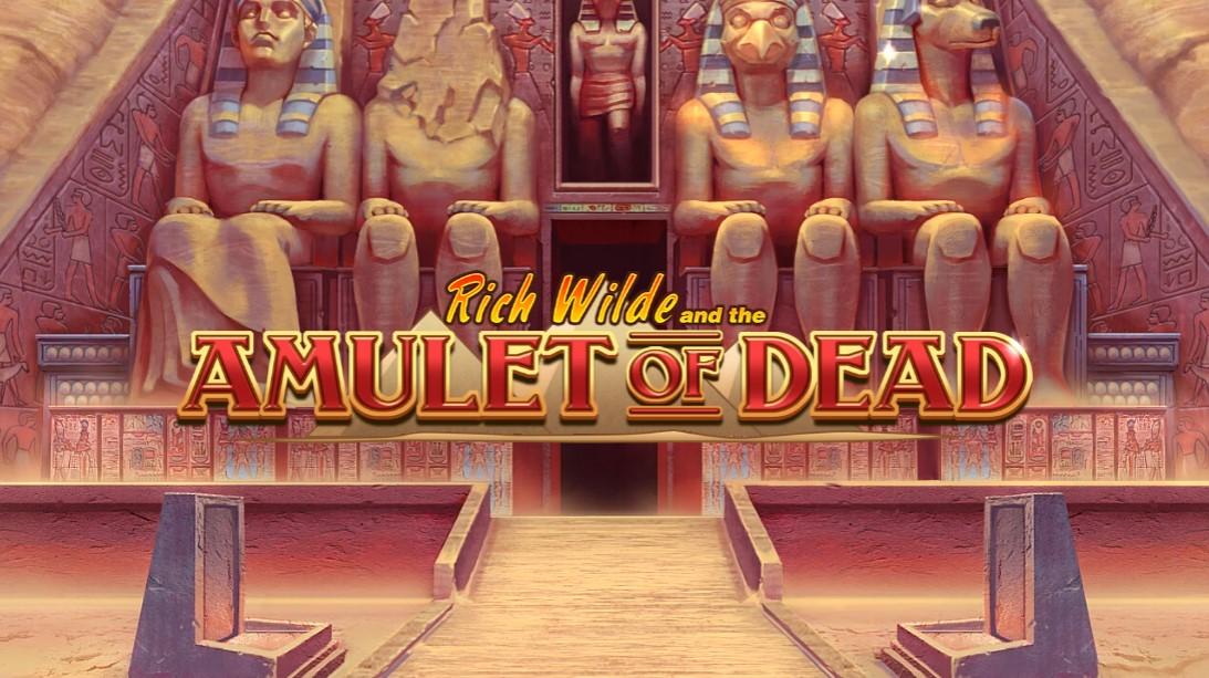 Играть Rich Wilde And The Amulet of Dead бесплатно
