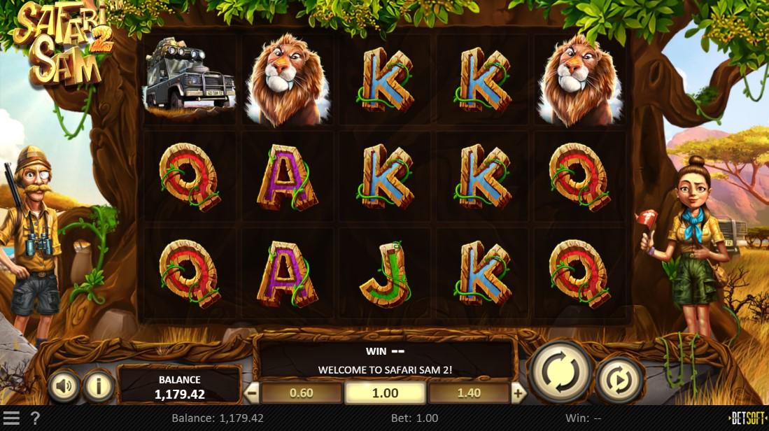 free slot Safari Sam 2