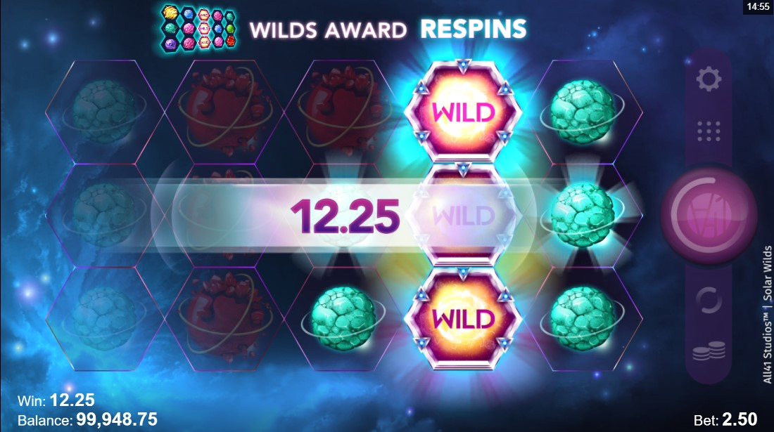 free slot Solar Wilds