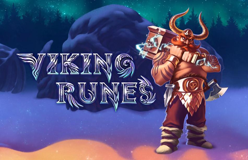 Играть Viking Runes бесплатно