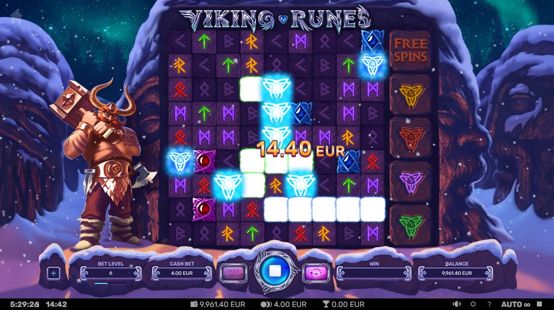 Viking Runes игровой автомат