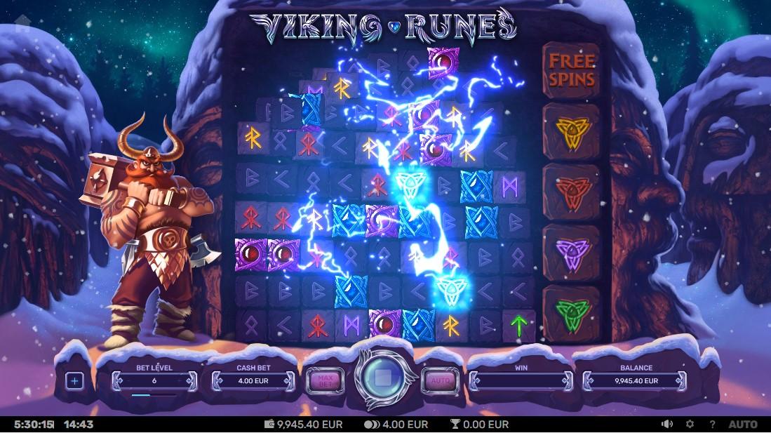 бесплатный слот Viking Runes